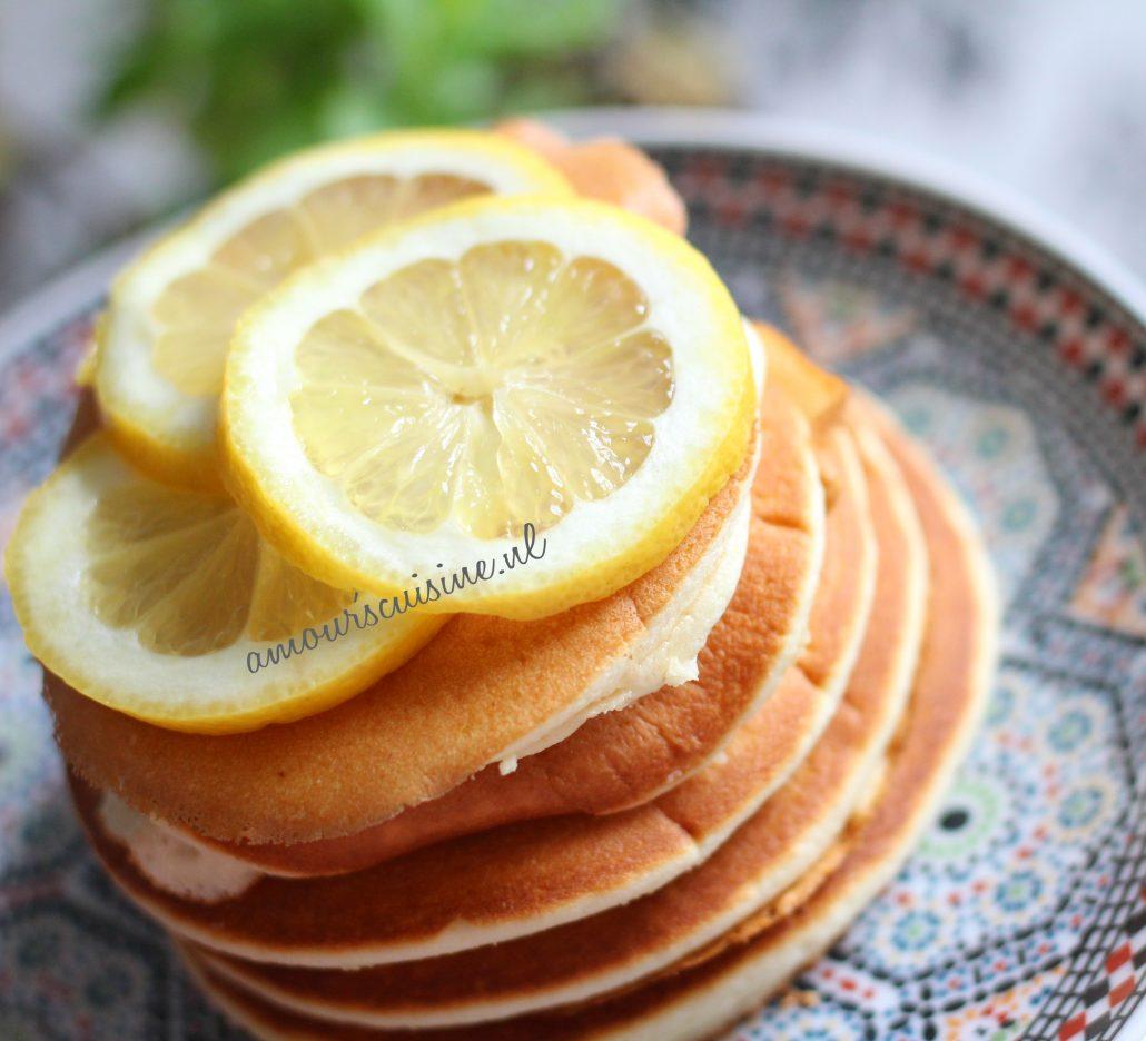 pancakes citroen